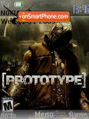 Prototype-v1-1 theme screenshot