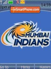 Mumbai Indians 02 es el tema de pantalla