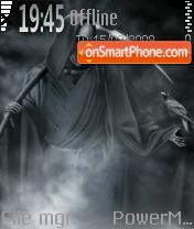 Dark Angel 10 theme screenshot