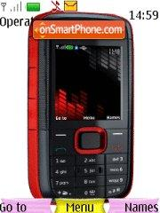 Nokia5130 XpressMusic es el tema de pantalla