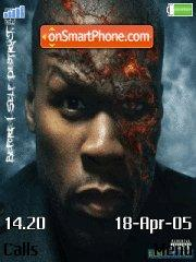 50 Cent - Before I Self es el tema de pantalla