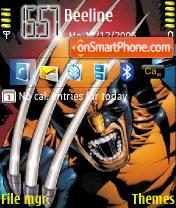 Wolverine es el tema de pantalla