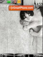 Cats theme screenshot