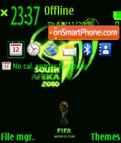 Fifa 2010 01 es el tema de pantalla