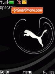 Capture d'écran Puma thème