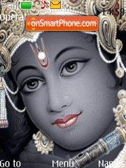 Lord Krishna 02 theme screenshot