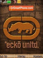 Ecko Unltd 01 theme screenshot