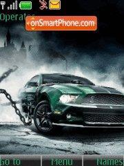 Ford Mustang 76 theme screenshot
