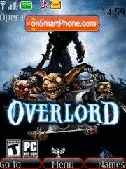 Overlord tema screenshot