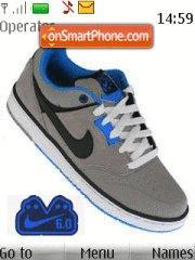 Capture d'écran Jogging shoes Nike thème