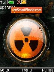 Radiation theme screenshot