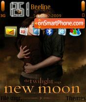 New Moon es el tema de pantalla