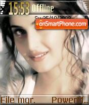 Katrina Kaif 13 theme screenshot