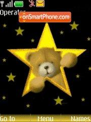 Star Bear tema screenshot