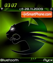 Roccat Kone tema screenshot