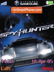 Spyhunter es el tema de pantalla