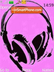 Headphone es el tema de pantalla