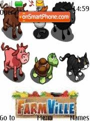 Farmville 2 theme screenshot