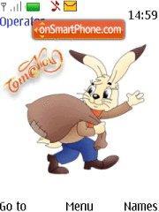 Hare es el tema de pantalla