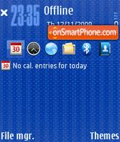 BL theme screenshot