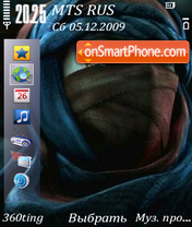 Prince of persia By Altvic theme screenshot