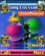 Christmas v2 es el tema de pantalla