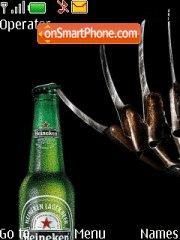 Heineken theme screenshot