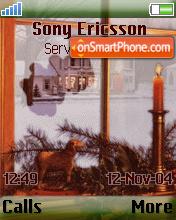 Christmas Window es el tema de pantalla