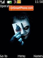The Joker theme screenshot
