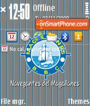 Navegantes del Magallanes es el tema de pantalla