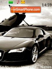 Audi R8as theme screenshot