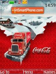 CocaCola theme screenshot