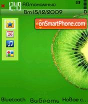 Kivi theme screenshot
