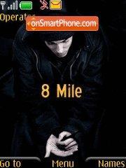 8 Mile 01 theme screenshot