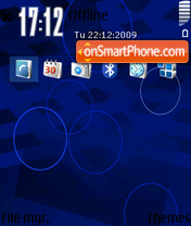 Geo by N.Gyuri theme screenshot