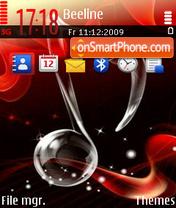 Music 5312 es el tema de pantalla
