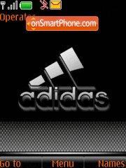 Addidas2 theme screenshot