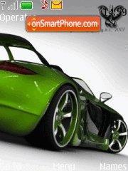 Porsche Carrera es el tema de pantalla