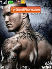 Randy Orton es el tema de pantalla