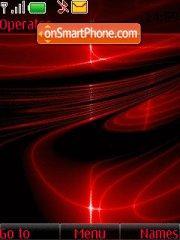 Red-black es el tema de pantalla