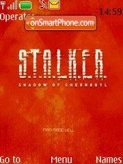 Stalker2 es el tema de pantalla