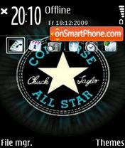Converse 05 es el tema de pantalla