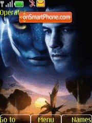 Avatar3 theme screenshot