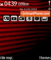 Xpress Muzic Theme theme screenshot
