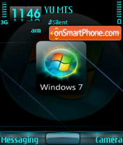 Windows Seven 03 theme screenshot