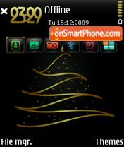 BlackXmax es el tema de pantalla