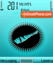 Wassup es el tema de pantalla