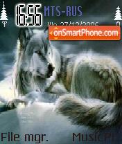 Lonely Wolf es el tema de pantalla