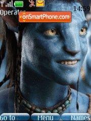 Avatar Jake Sully es el tema de pantalla