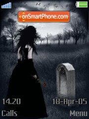 Death es el tema de pantalla